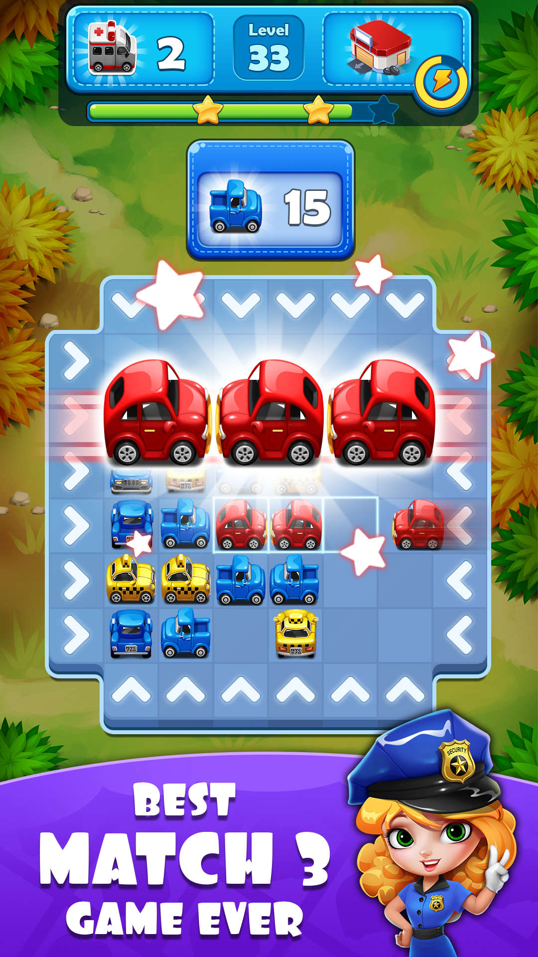 Traffic Cars Puzzle, Traffic Car Puzzle, Cars Puzzle, Traffic Puzzle Games