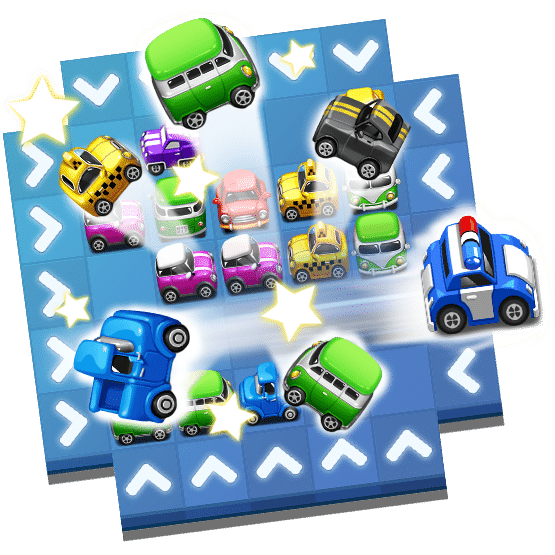 Traffic Cars Puzzle